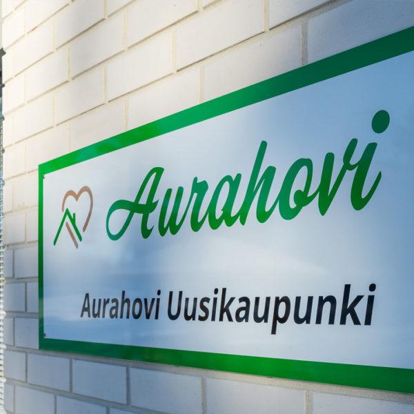 Aurahovi Uusikaupunki - Seniorikodit