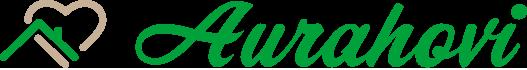 Logo: Aurahovi Senioripalvelut Oy