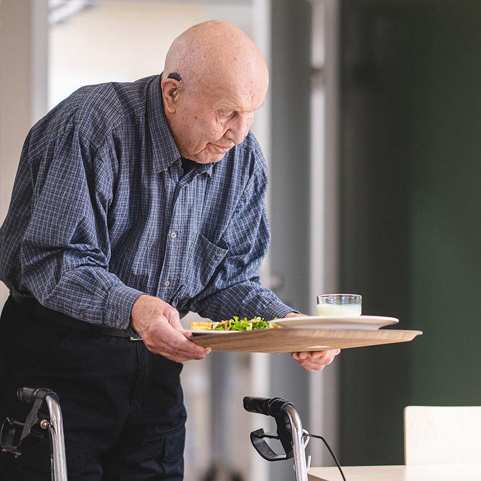 Palveluasunnot ikääntyneille